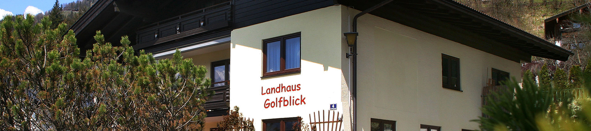 Apartments Golfblick